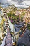 Повисните дом Nga шальной,» ± Hằng Nga thá ‡ t» Biá, Lat Da Стоковая Фотография