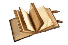поворачивать страниц книги старый Стоковые Фото