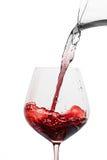 Поворачивая вода в вино стоковые фото