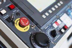 Поворачивая токарный станок Стоковое фото RF