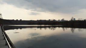 Повороты реки Стоковые Фотографии RF