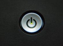 поворот кнопки Стоковое Фото