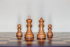 Поворот шахмат Стоковая Фотография RF