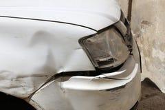 Повреждение автомобиля стоковые фотографии rf