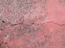 Повреждение стены Стоковое Изображение RF