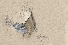Поврежденная внешняя стена Стоковое фото RF