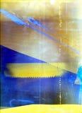 поврежденная пленка Стоковая Фотография RF