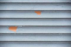 Поврежденная поверхность jalousie стоковое фото