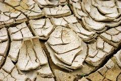 поврежденная почва стоковая фотография
