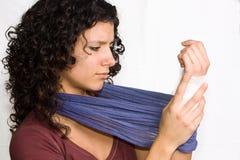 поврежденная рука Стоковое Изображение RF