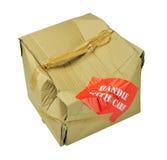 поврежденный картон коробки Стоковая Фотография RF