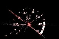 поврежденный одометр Стоковая Фотография RF