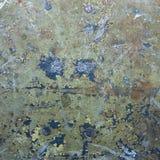Повреждено & заржавела текстура панелей металла от Yak-9 стоковые изображения rf