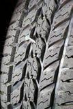 Повреждение автошины Стоковое Изображение RF