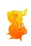 Повстанец от ада абстракция Стоковое Фото