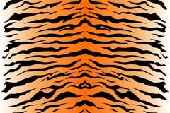 Повторение тигра текстуры картины безшовное голубой вектор неба радуги изображения облака оранжевая черная белизна бесплатная иллюстрация