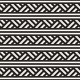 Повторять наклоненную текстуру нашивок современную Простая регулярн предпосылка геометрическая картина безшовная Стоковые Фото