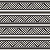 Повторять наклоненную текстуру нашивок современную Простая регулярн предпосылка геометрическая картина безшовная Стоковая Фотография RF