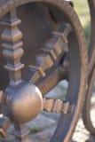 Погань в форме колесниц Стоковые Изображения