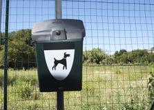 Погань собаки Стоковая Фотография