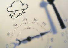 погода датчика Стоковые Фото