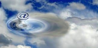 погода интернета Стоковые Фотографии RF