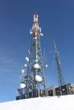 погода метеорологической станции Стоковое фото RF