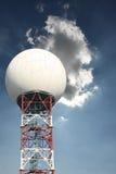 погода радиолокатора стоковое изображение