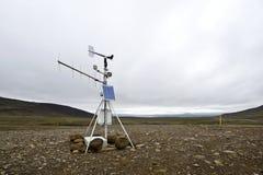 погода станции Стоковое фото RF