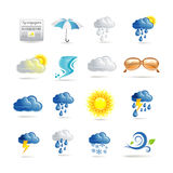 погода Стоковое Изображение