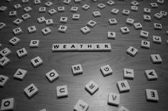 Погода Стоковая Фотография