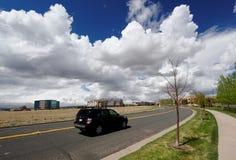 погода volatile colorado Стоковые Фото