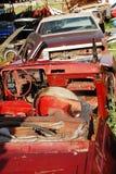 погост автомобиля Стоковые Изображения RF