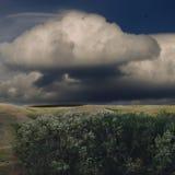Погода изменяет Стоковая Фотография RF