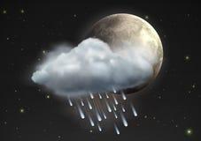 погода иконы Стоковое фото RF