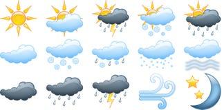 погода Стоковые Изображения RF