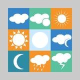 Погода Стоковые Изображения