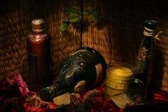 Погреб с вином стоковые фото
