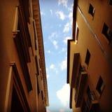 Поглощенное небо Стоковые Изображения RF