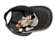 подарите деньги стоковое фото