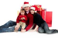 подарки в декабре стоковое фото rf