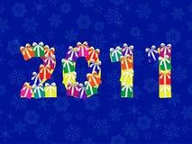 подарки даты коробок Стоковая Фотография RF