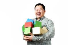 Подарки для вас стоковая фотография rf