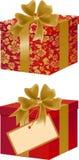 подарки коробки Стоковые Фотографии RF