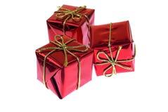 подарки малые Стоковая Фотография