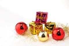 подарки на рождество Стоковое Изображение RF