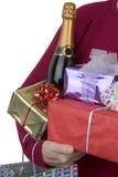 подарки подшипника Стоковая Фотография RF