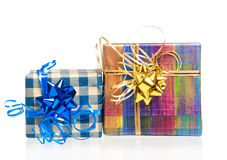 Подарки праздника Стоковые Изображения RF