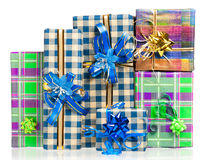 Подарки праздника Стоковое фото RF