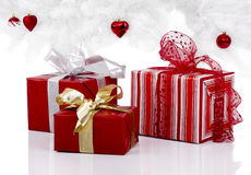 подарки рождества Стоковые Фото